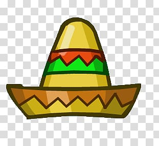 Sombrero transparent background PNG clipart.