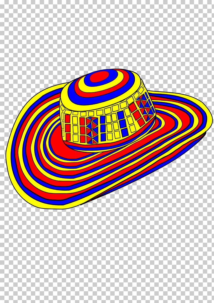 Sombrero vueltiao Hat Colombia T.