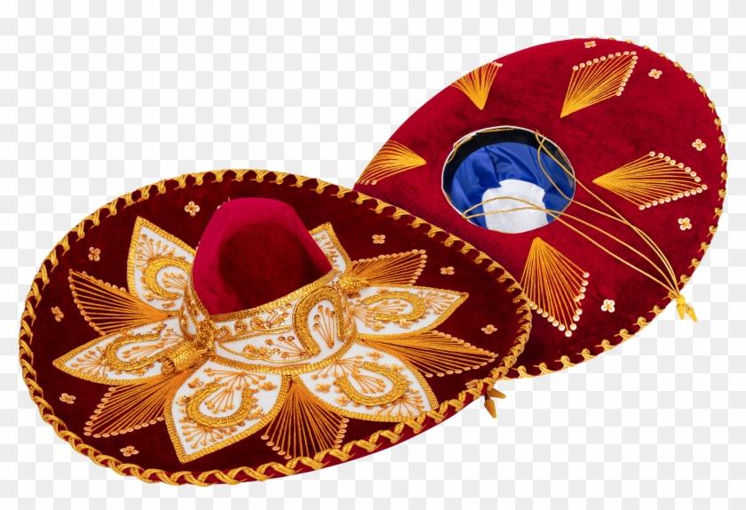 Genuine Sombrero Adult Mariachi Sombrero Charro Hat.