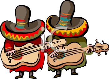 Mysterious Mariachi's.