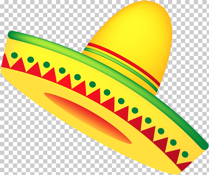 Sombrero Mexican Hat Stock photography , Hat PNG clipart.