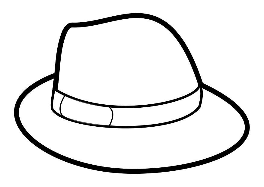 Free Black And White Sombrero, Download Free Clip Art, Free.