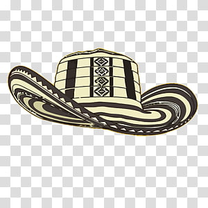 Sombrero vueltiao Hat , Hat transparent background PNG.