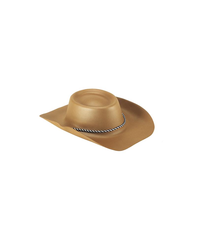 Sombrero vaquero adulto.