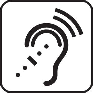 Assisstive Listening Systems White Clip Art at Clker.com.