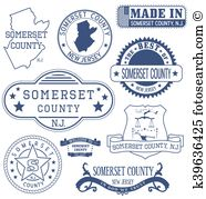 Somerset Clip Art Illustrations. 15 somerset clipart EPS vector.
