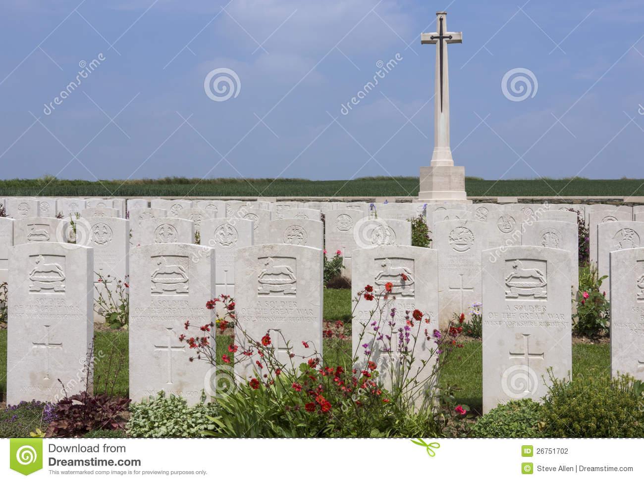 British War Cemetery.