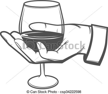 Sommelier Vector Clip Art Illustrations. 418 Sommelier clipart EPS.
