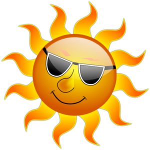 Summer Smile Sun Clip Art at Clker.com.