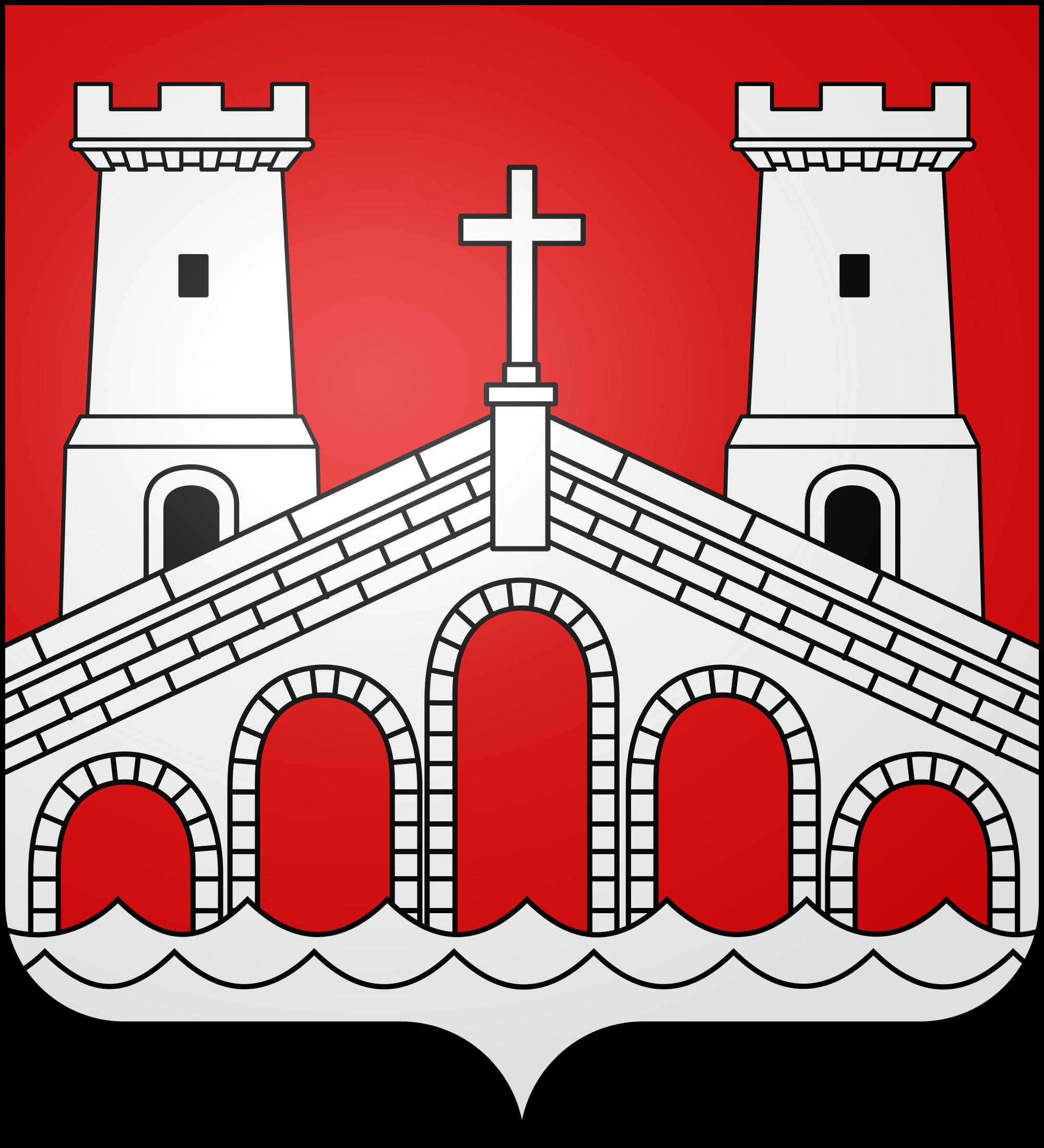 File:Blason ville fr Sommières (Gard).svg.