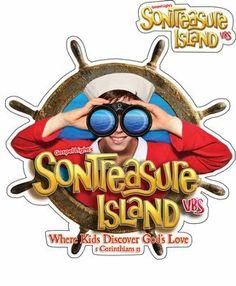 53 Best VBS 2015 SonTreasure Island images.