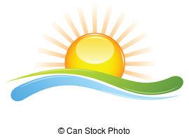 Sonnenuntergang Illustrationen und Clip.
