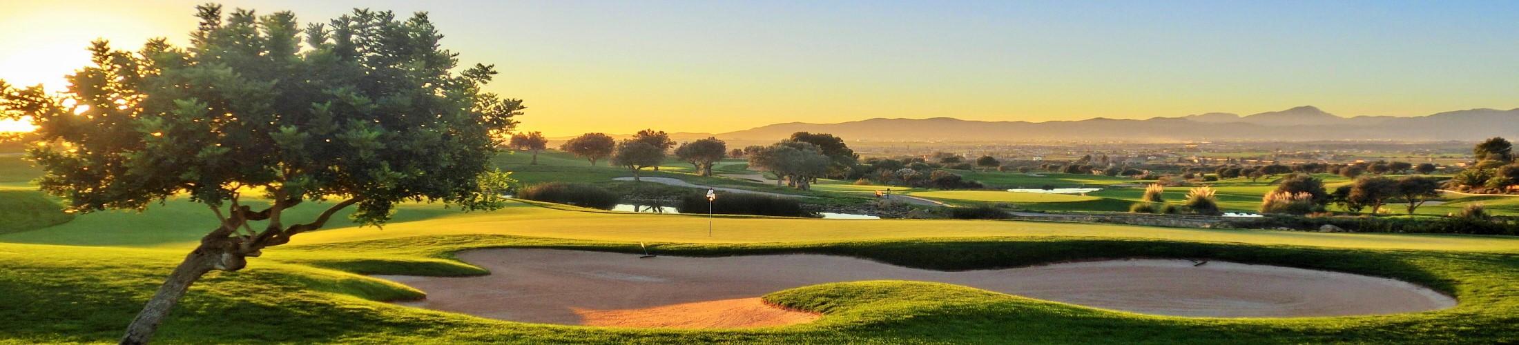 Golf Son Gual Mallorca.