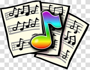 Music Lyrics PNG clipart images free download.