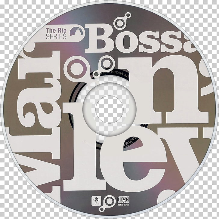 Compact disc Bossa n\' Marley: The Electro.