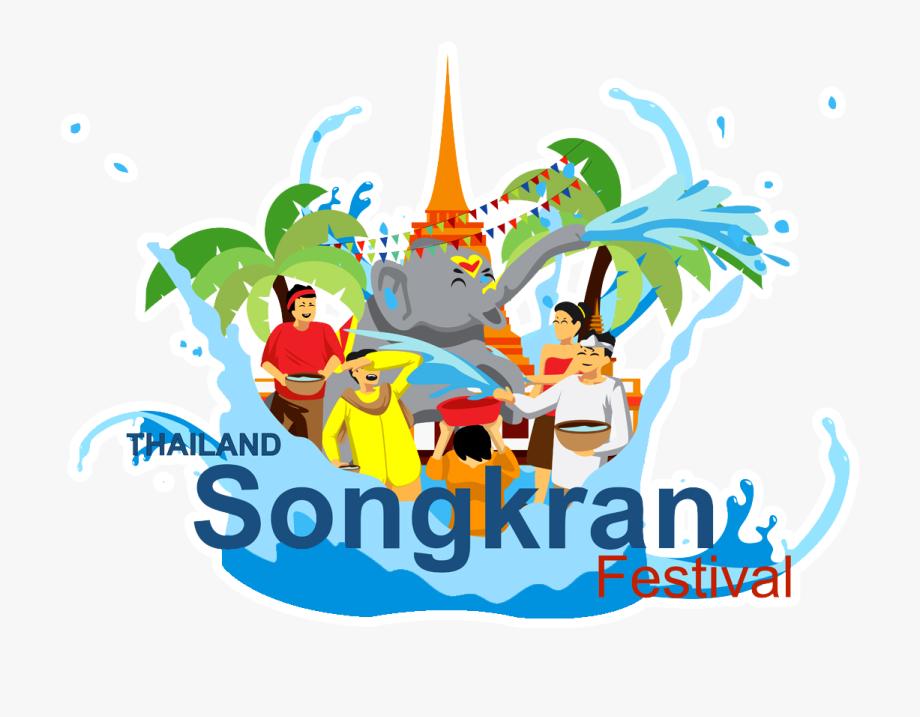 Happy Songkran Festival.