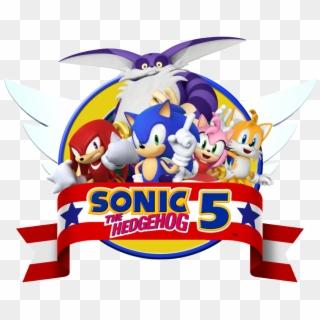 Free Sonic The Hedgehog Logo Png Transparent Images.