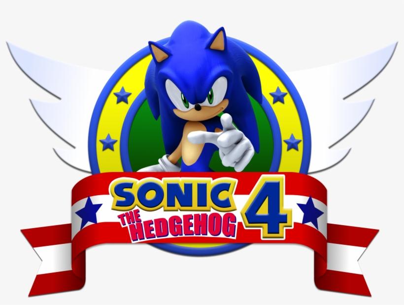 Sonic The Hedgehog Logo Png.