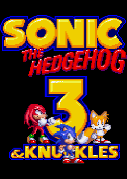 Sonic 3 & Knuckles.