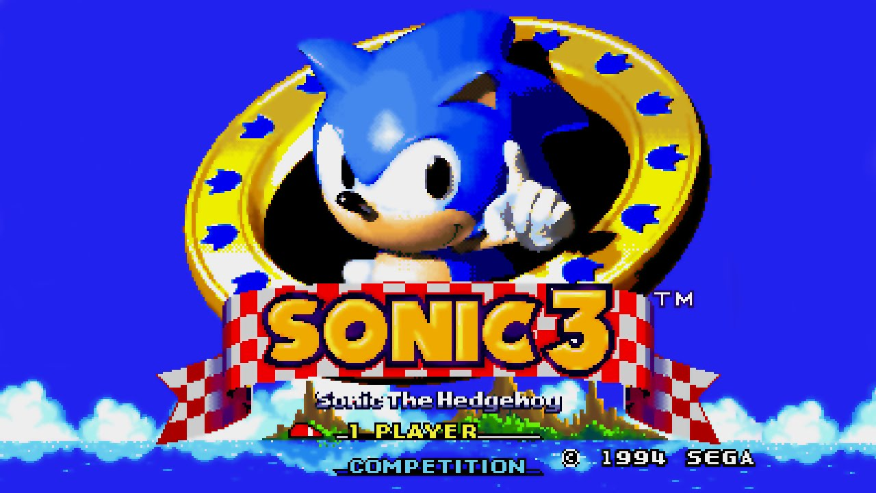 Sonic The Hedgehog 3 prototype discovered and put online for.