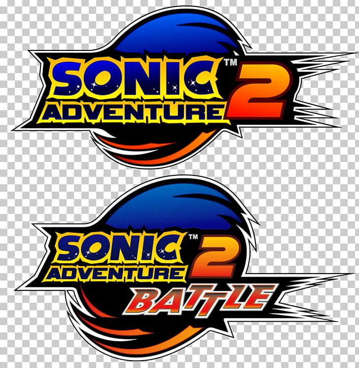 Sonic Adventure 2 Battle Logo Sonic & Knuckles PNG, Clipart.