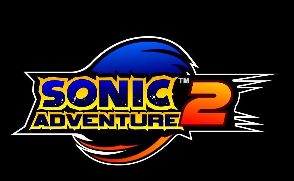 Sonic Adventure 2 logo.