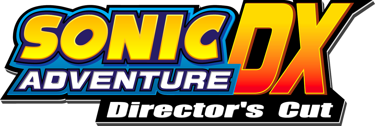 Sonic Adventure DX Director\'s Cut.
