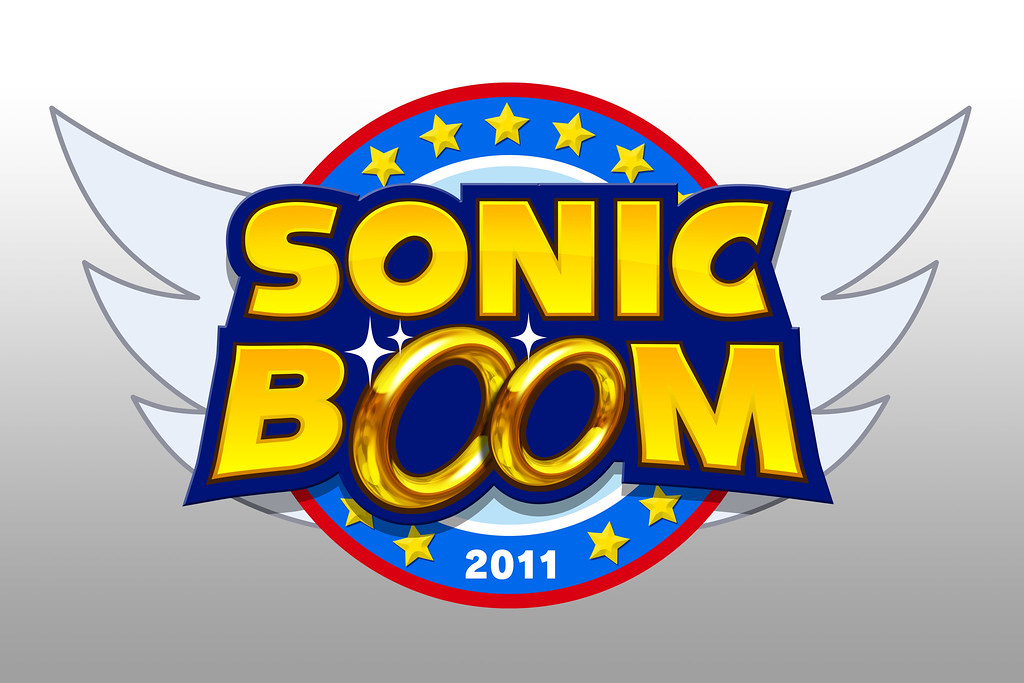 Sonic Boom 2011 Logo.