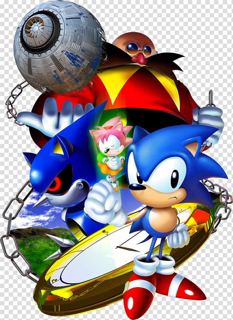 Sonic CD Sonic the Hedgehog 3 Sonic the Hedgehog 4: Episode.