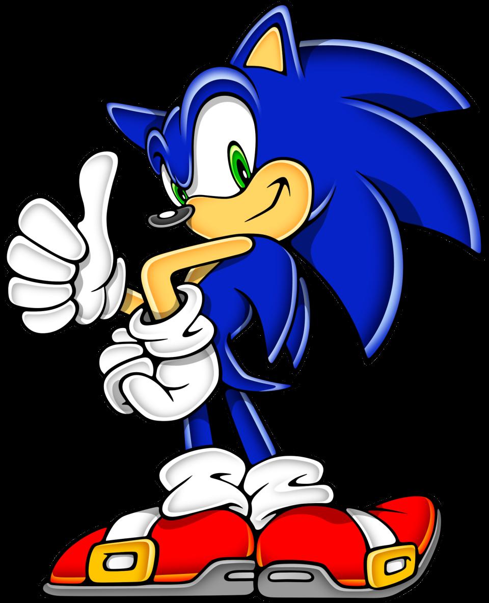 Best Sonic Clip Art #19525.