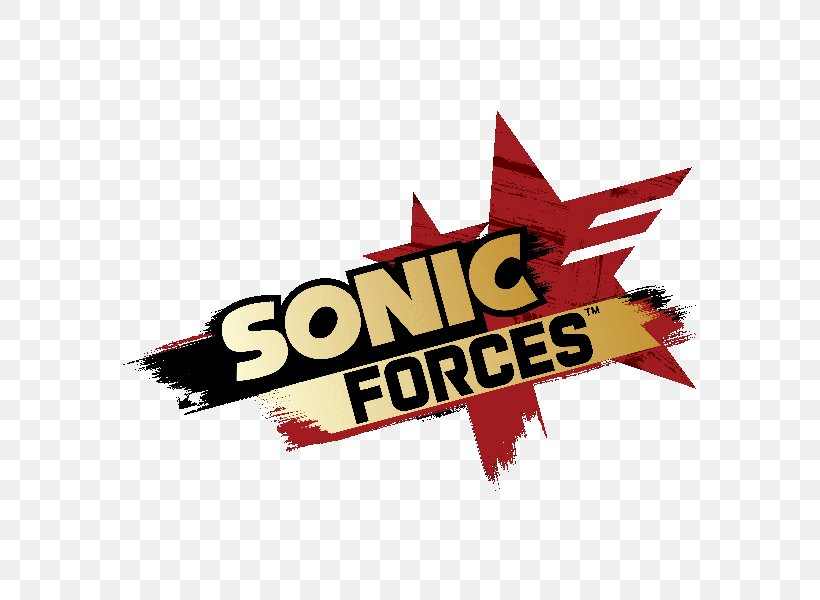 Sonic Forces Logo Xbox One Everyone 10+, PNG, 600x600px.