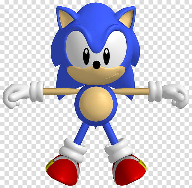 Sonic Generations Classic Sonic, Sonic The Hedgehog.