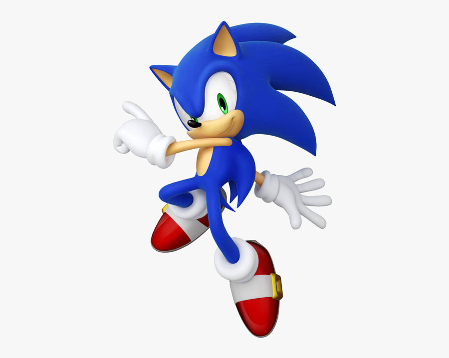 Sonic Png Modern.