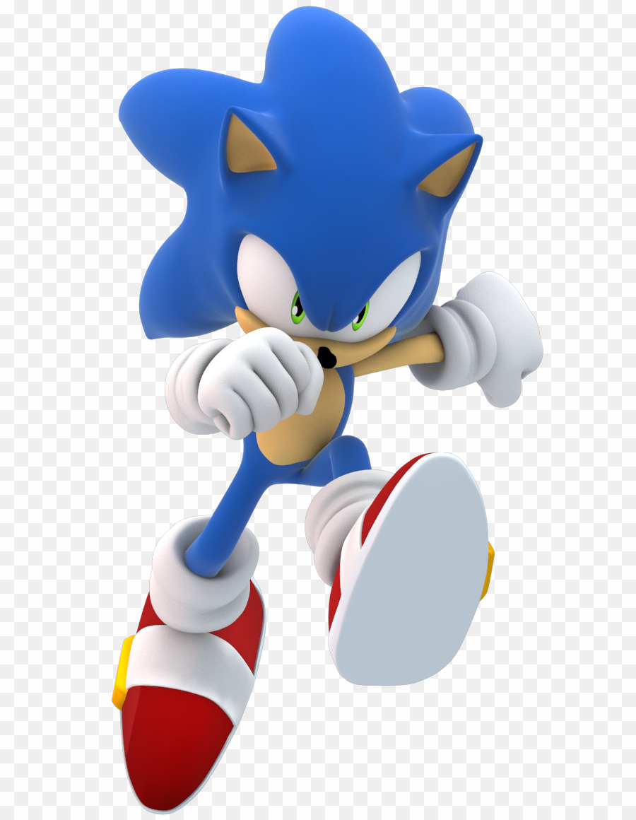 Cartoon PNG Sonic Generations Clipart download.