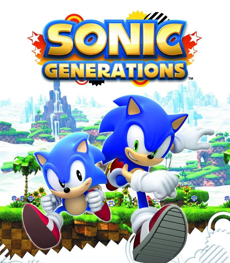 Sonic Generations Font.