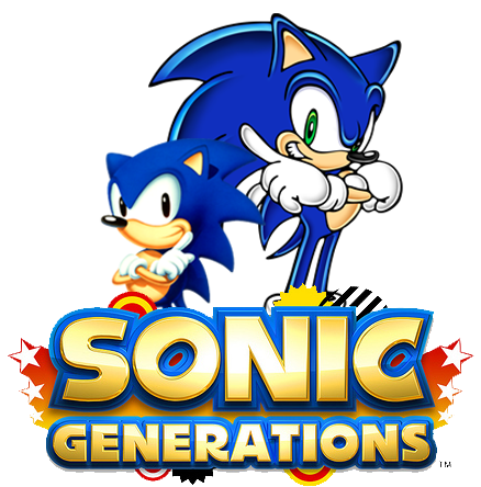 Sonic Generations: Logo Fun by RyantheGameMaster.