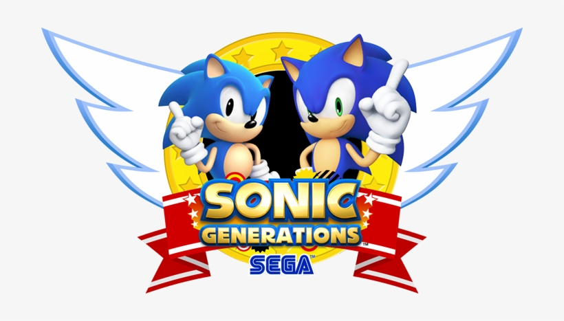 Sonic generations logo download free clipart with a.