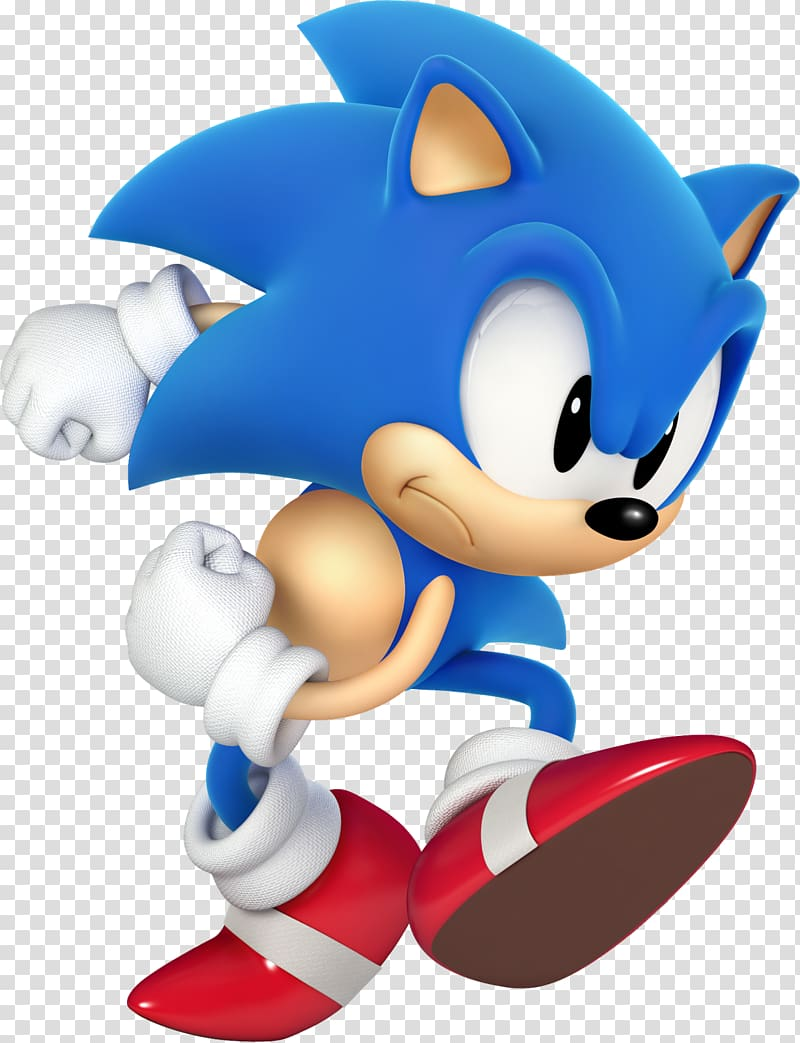 Sonic the Hedgehog Sonic Generations Sonic 3D Sonic Dash.