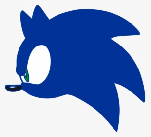 Sonic The Hedgehog Clipart Sonic Head, HD Png Download.