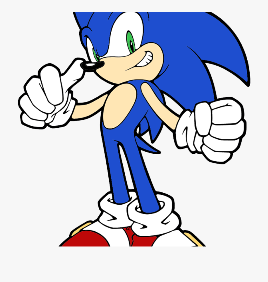 Sonic Clipart The Hedgehog Clip Art Cartoon Animations.