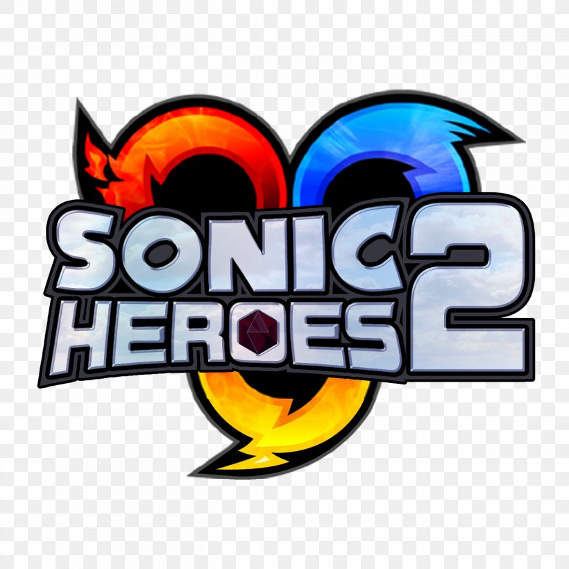 Sonic Heroes Triple Threat Vocal Trax Logo Sonic Heroes.