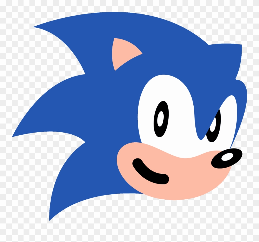 Sonic The Hedgehog Icon.
