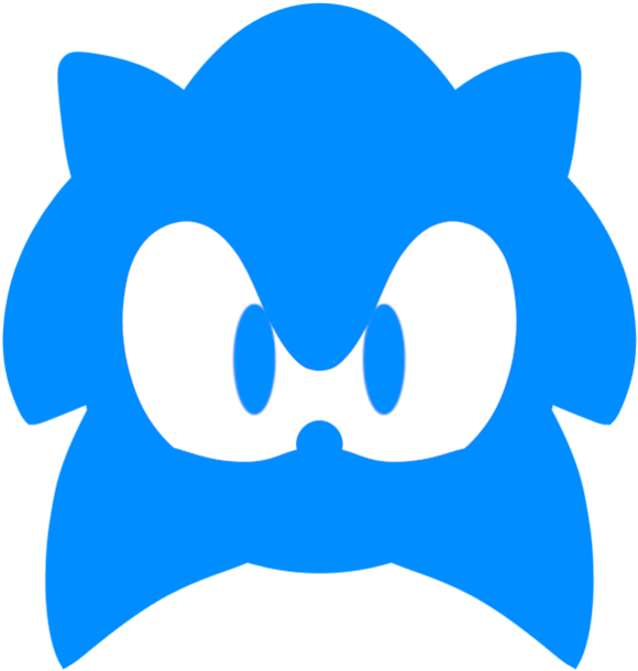 Sonic Head Png.