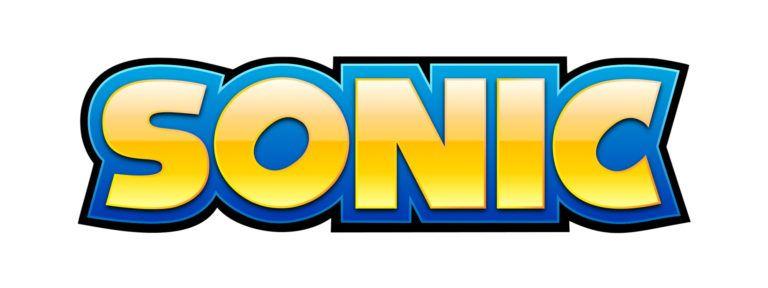 sonic logo font.