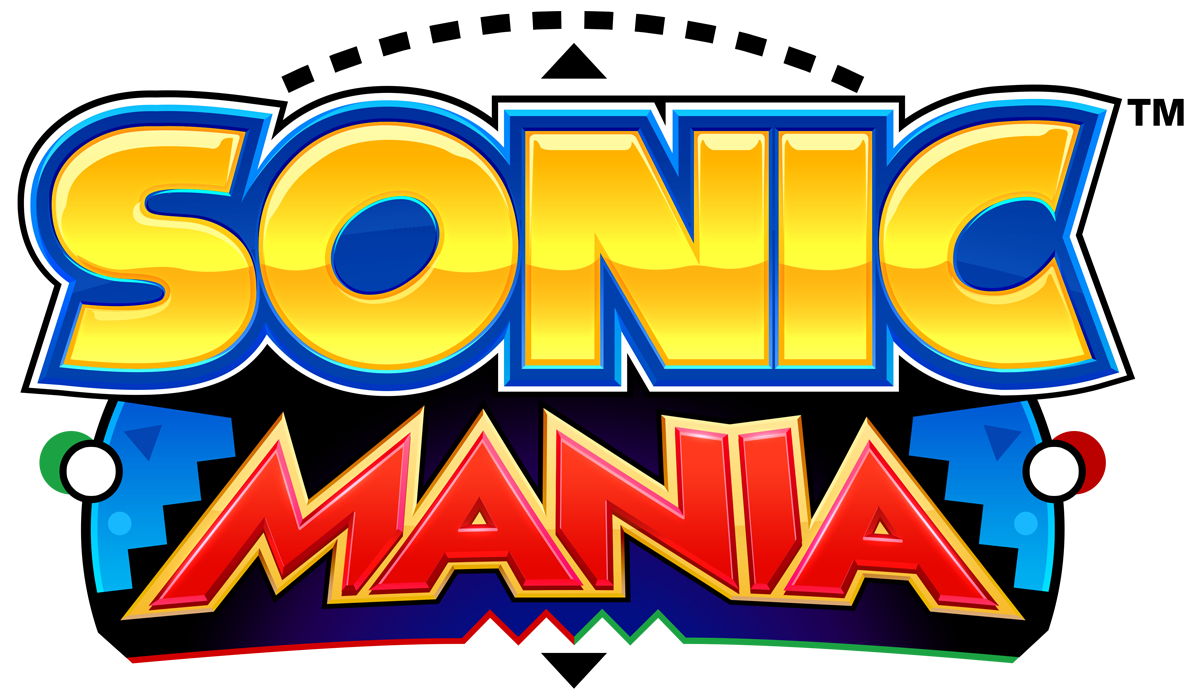 Sonic Mania Font.