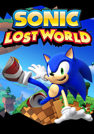 Sonic Lost World [Steam CD Key] for PC.