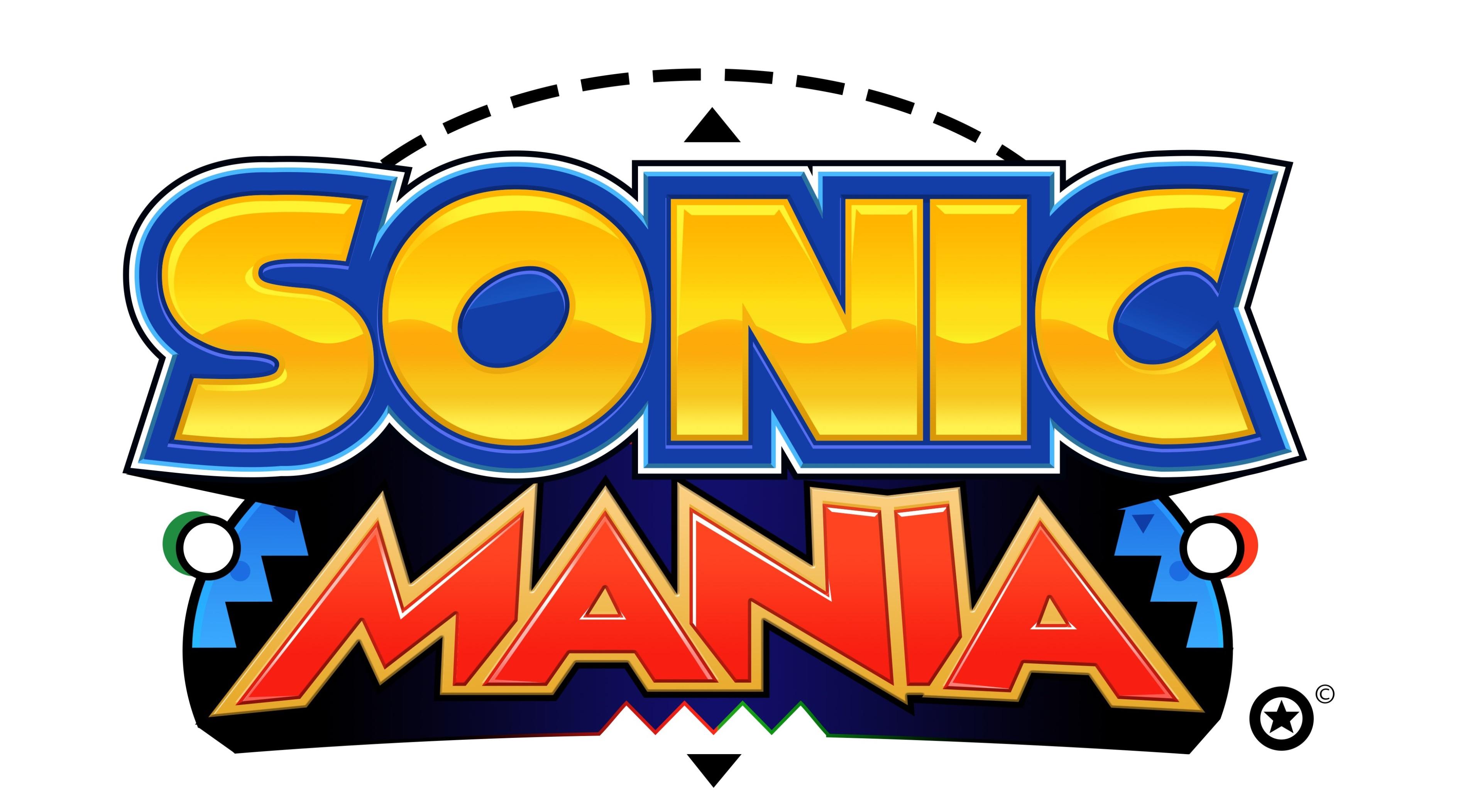 Sonic Mania 4k Free Desktop Wallpaper.