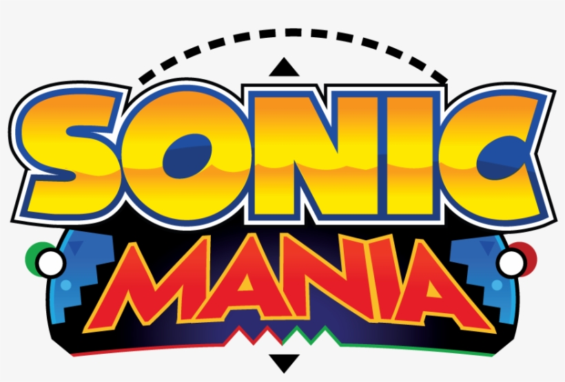 Download Free png Sonic Mania Logo PNG & Download.