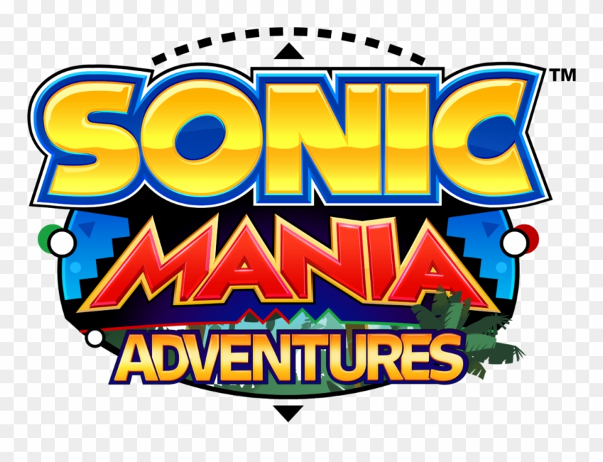 Sonic Mania Png.