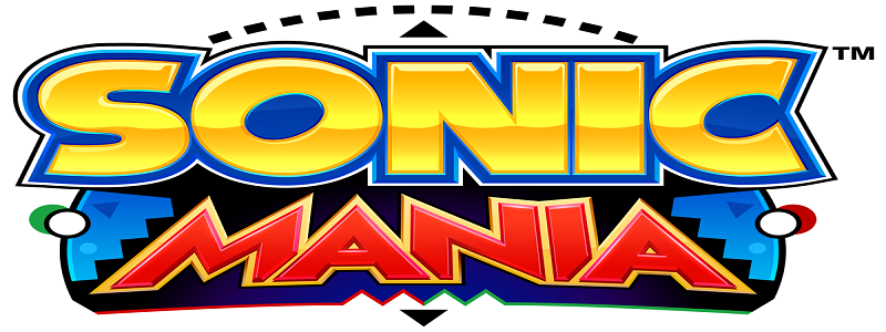 Sonic mania logo png 8 » PNG Image.